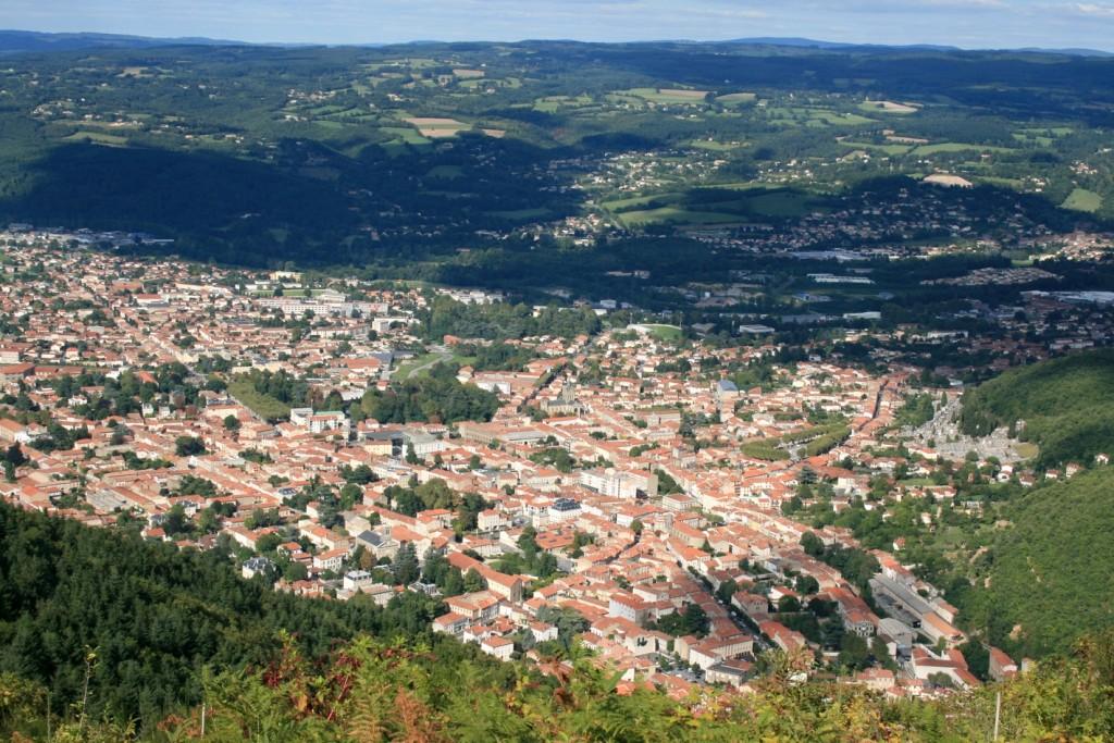 Tarn rando vtt tour de la commune de mazamet for Piscine mazamet