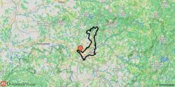 Circuit Limoges - Bonnac