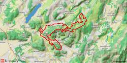 Chirens : Les crêtes du Triton 2019 - 52 km