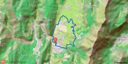 Site VTT-FFC Villard-de-Lans - Corrençon - Circuit N° 45 : Le chemin des traces