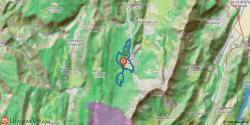 Site VTT-FFC Villard de Lans - Corrençon - Circuit N° 44 : La Combe de Fer