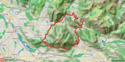Rando de la Ramaz 2020 - Parcours rouge - 37 km