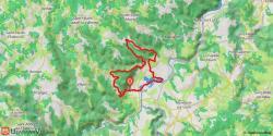 Thézenac - Le Roure - Morand - Bruailles