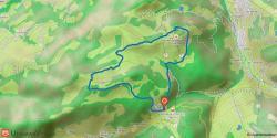 Le plateau de Beauregard (La Clusaz)