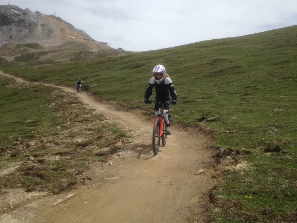 Savoie Rando Vtt Val Disère Tignes Bike Park Popeye